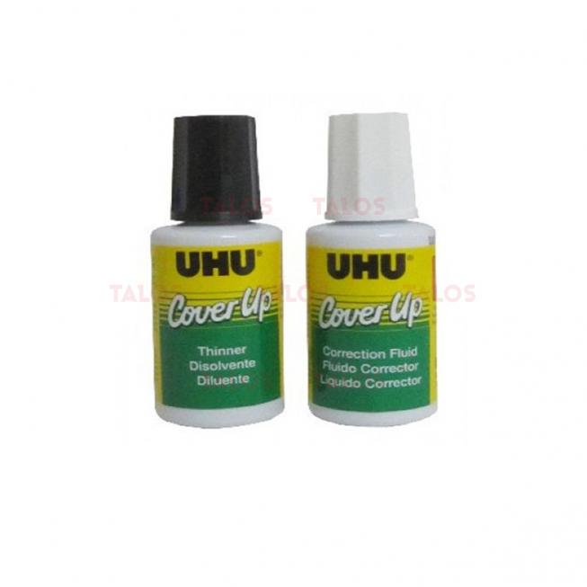 Correcteur 2 bouteilles UHU