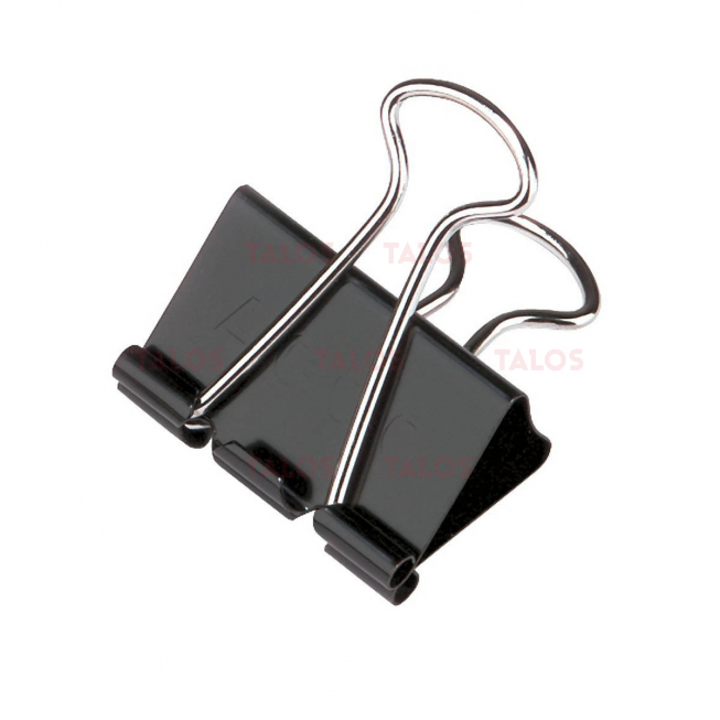 Binder clip 15mm paquet de 12