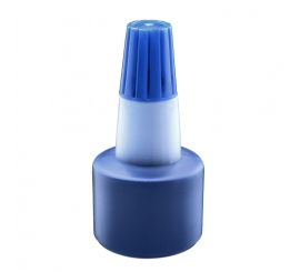 Encre à tampon 30 ml bleu