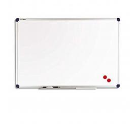 Tableau blanc magnétique90x120 cadre aluminium