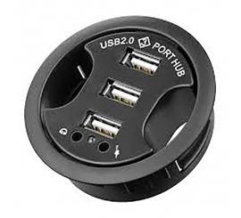 Passe Câble USB