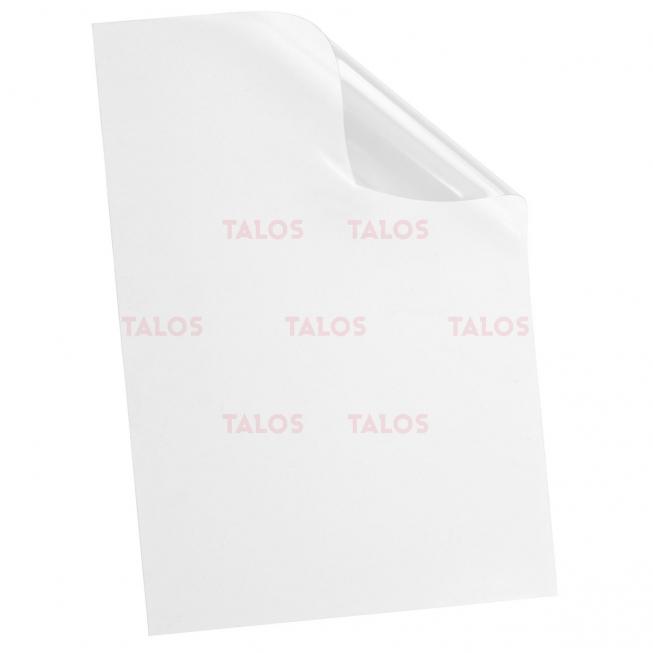 Transparent reliure A4130 microns paquet de 100