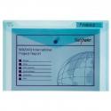 Pochette polypropylène avec bouton à pression polyfile A4