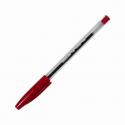 Stylo à bille rouge Molin bcn180