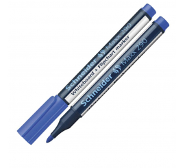 Marqueur tableau Schneider maxx 290 bleu