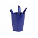 Pot à crayon Exacompta Ecopen bleu nuit
