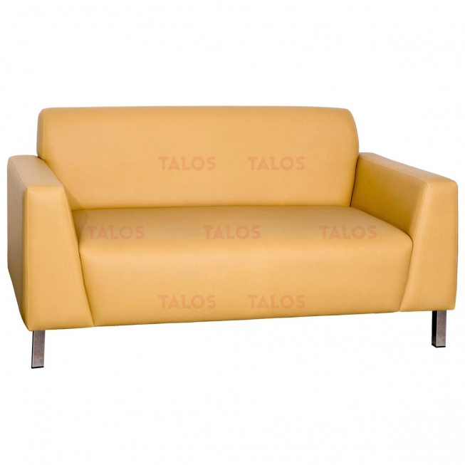 Canapé Art deco 2 place