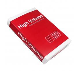 Ramette de papier High Volume A4 75 gr