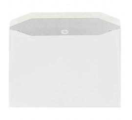 Enveloppe blanche 229x324 bande adhésive 100 Gr