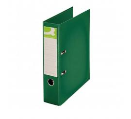 Classeur dos 80 Q-connect polypropylène vert