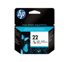 Cartouche HP 22 3 couleurs pour imprimante jet d'encre