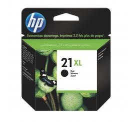 Cartouche HP 21XL noire