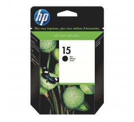 Cartouche HP 15 noire pour imprimante jet d'encre