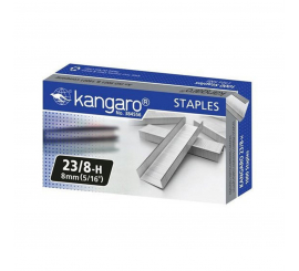 Agrafes Kangaro 23/8 paquet de 1000