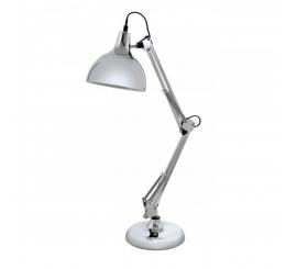 Lampe de Bureau Borgillio CHROME EG94702