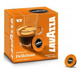 Capsules à café LAVAZZA A Modo Mio Espresso Delizioso