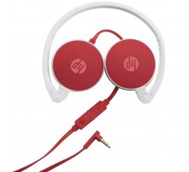 Casque stéréo rouge DF HP 2800