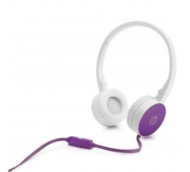 Casque HP H2800 violet