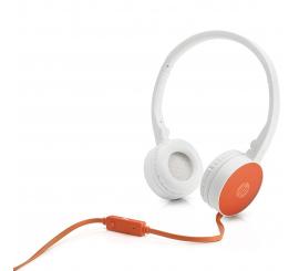 Casque HP H2800 orange