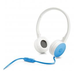 Casque HP H2800 bleu