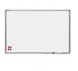 Tableau Blanc Magnétique 2x3 Cadre Aluminum 100x200