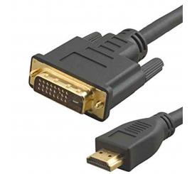 Adaptateur HDMI mâle/DVI Mâle
