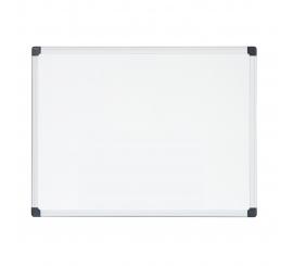 Tableau Blanc Magnétique Cadre Alu DELI 60x90