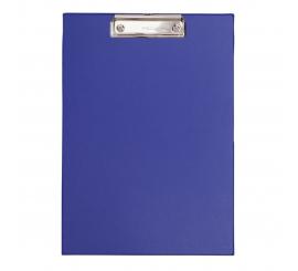 Porte bloc simple A4 Bleu