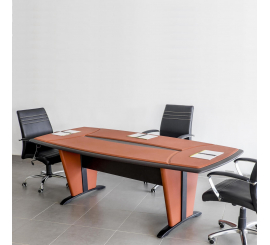 Table de réunion Padova PVC 240cm