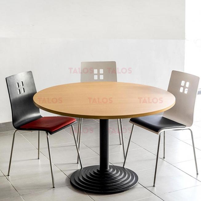 Table Step ronde diamètre 120cm