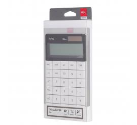 Calculatrice de bureau DELI a 12 chiffres