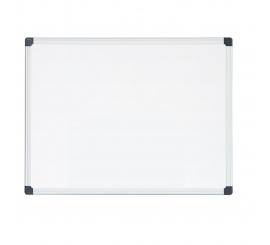 Tableau Blanc Magnétique Deli cadre Aluminium 45x60