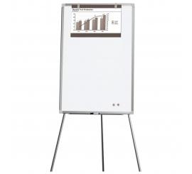 Chevalet de conférence trépied magnétique 60x90 cadre en aluminium