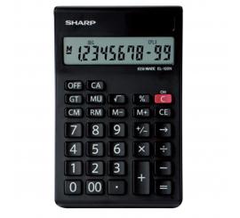 Calculatrice SHARP 12 Chiffres EL-122N
