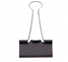 Binder clip DELI 32 mm paquet de 12