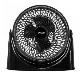 ventilateur Orient sport noir