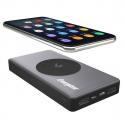 Power bank Energizer QE10000 sans fil Qi pour iPhone/Android gris