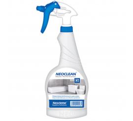 Détergent et Désinfectant Sanitaires NEOCLEAN H1 LIQ 750 ML