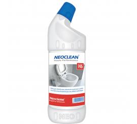 Détergent désinfectant en Gel fort NEOCLEAN H6 GEL 900 ML