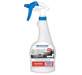 Détergent pour les espaces sanitaires NEOCLEAN H6 750 ML