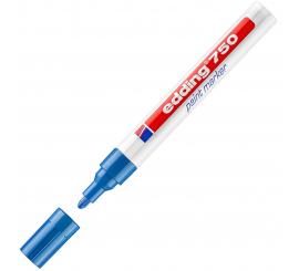Marqueur paint edding 750 bleu