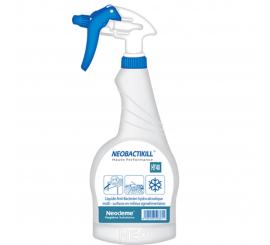 Liquide Antibactérien hydroalcoolique NEOBACTIKILL HY40 750ML