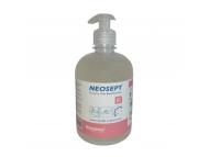 Savon Gel nettoyant hydratant bactéricide NEOSEPT S1 flacon de 500ml