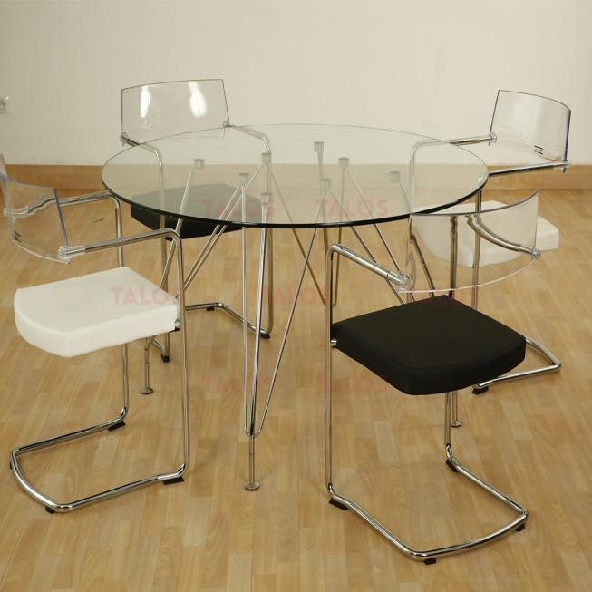 Table de réunion spider Diamètre 140