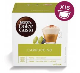 Capsules NESCAFÉ DOLCE GUSTO Cappuccino Paquet de 16