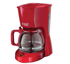 CAFETIERE RUSSELL HOBBS TEXTURE ROUGE RH