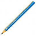 Crayon a papier Bic triangulaires Extra-Larges HB noir