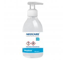 Gel hydroalcoolique anticeptique NEOCARE C3 FLACON DE 500ML