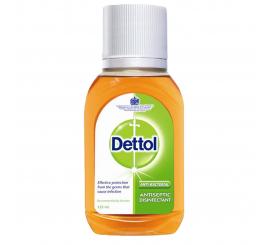 Dettol Antiseptique Désinfectant Liquide sols et surfaces 125ml