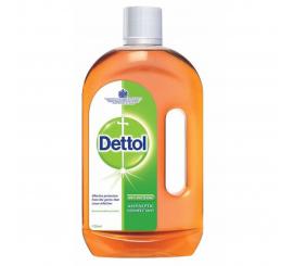Dettol Antiseptique Désinfectant Liquide sols et surfaces 750ML